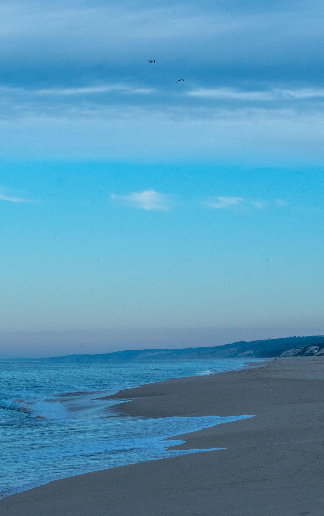 sunrise photography seashore